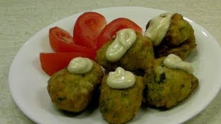 Zucchini Fritters, Croquettes De Courgettes, Kολοκυθοκεφτεδες, Kabak Köftesi...