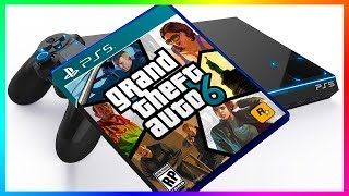 The Next Grand Theft Auto Game Coming On Playstation 5 & Xbox Two? (GTA 6 PS5/XB2)