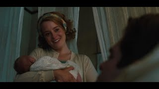 Breathe Movie - Claire Foy and Andrew Garfield - Baby