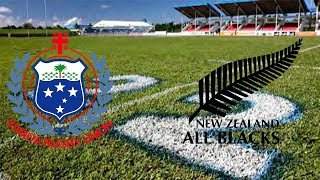 Rugby Challenge 2 - Samoa vs New Zealand