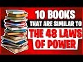 10 Books That Are Similar To The 48 Laws Of Power