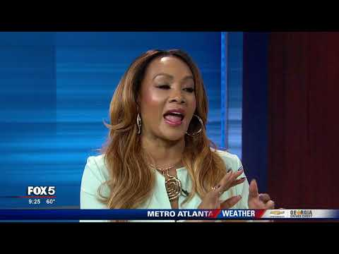 Vivica A. Fox in Atlanta for 'Two Can Play That Game'