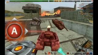TANKI ONLINE Mamoth vulcan game player(, 2016-06-14T02:47:05.000Z)