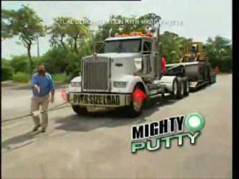 Heavy Sells Mighty Putty