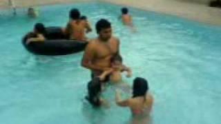 Adolfo piscina