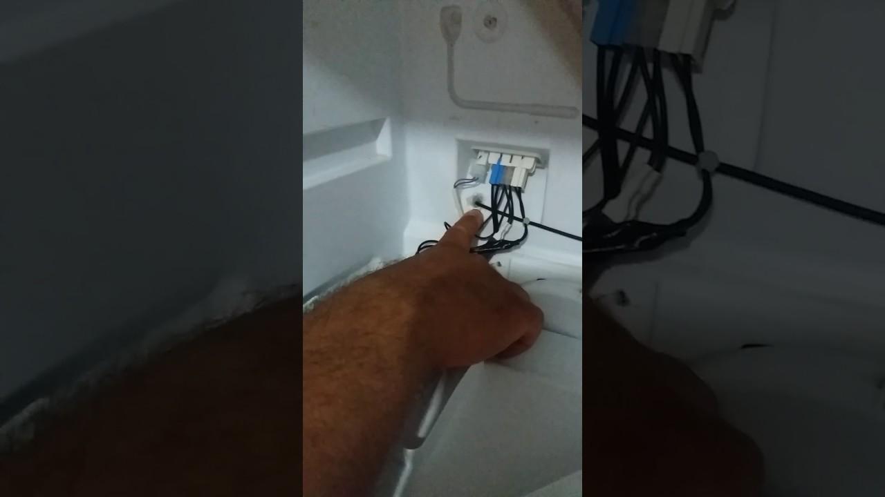 f1abca9e9 solução geladeira continental nao gela parte de baixo pt 5 - YouTube