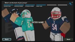 Roblox Xbox One Gameplay Episodio 41 Roblox NFL 2