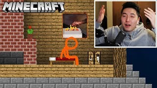 *NEW* MINECRAFT ANIMATION! | Reaction (AVM Shorts Episode 5)