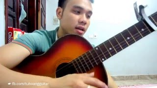 [Guitar] Hướng Dẫn: LOVE YOURSELF (Justin Bieber) Tutorial Easy Version ★Tú Hoàng Guitar★