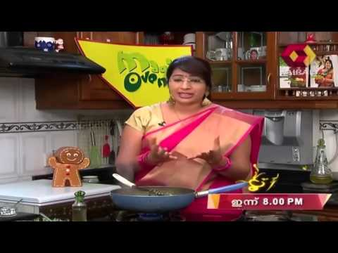 Magic Oven Tomato Pineapple Pachadi  6th September 2015  Part 2 of 2