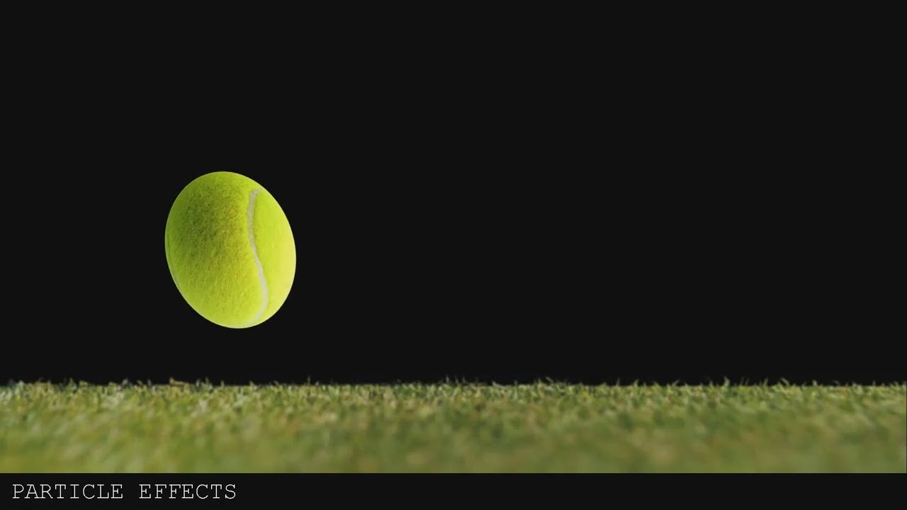 Bouncing Tennis Ball Animation Shot Breakdown Youtube