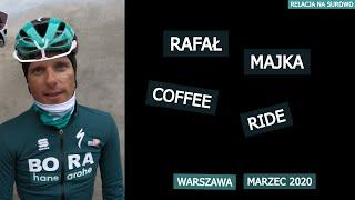 Rafał Majka Coffee Ride /Relacja/