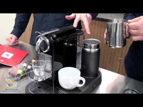 Nespresso coffee machine price usa