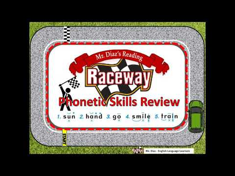5 Phonetic Skills Review