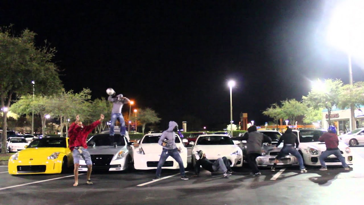 Harlem Shake - FL Car Meet - YouTube