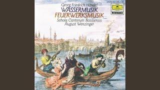Handel: Water Music Suite - Allegro-Andante-Allegro