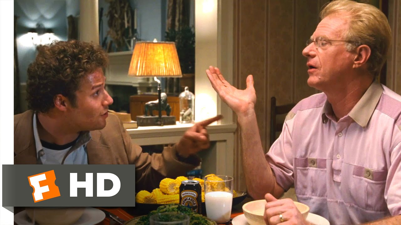 Pineapple Express Dinner At Angies House Scene 510