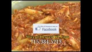 """Cooking With Ruth: Episode 54 """"mostaccioli"""""""