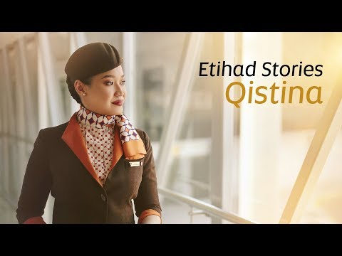 Meet Qistina | Etihad Airways Stories