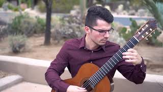 John Oeth performs Sonatina: II.Andante by Federico Moreno Torroba