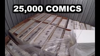 25,000 Comic Book Collection (is it a crazy buy)