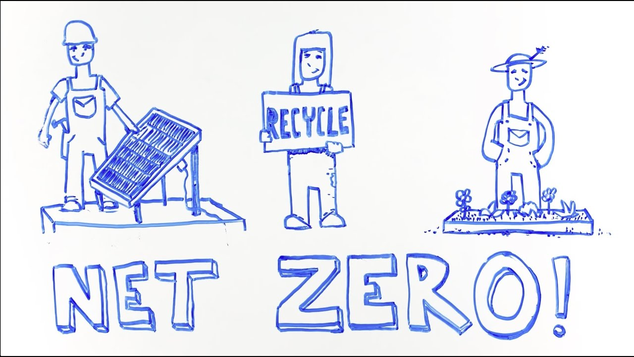 Cambridge net zero explanation by nadeem mazen and nick for Netzro net