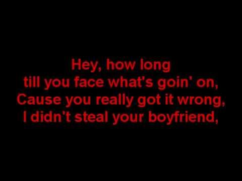 Ashlee Simpson - Boyfriend [lyrics]