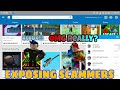 Exposing Roblox Scammers #2