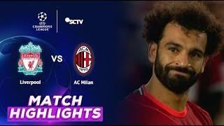 Liverpool Vs Ac Milan Highlights Uefa Champions League 2021 2022