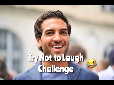 Try Not to Laugh: Elyas M'Barek