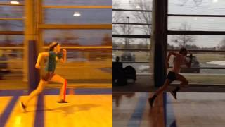 Columbus Ohio Speed Training - Watch This Volleyball Player Get Faster