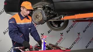 Wie AUDI Q7 4L hintere Querlenker wechseln TUTORIAL | AUTODOC