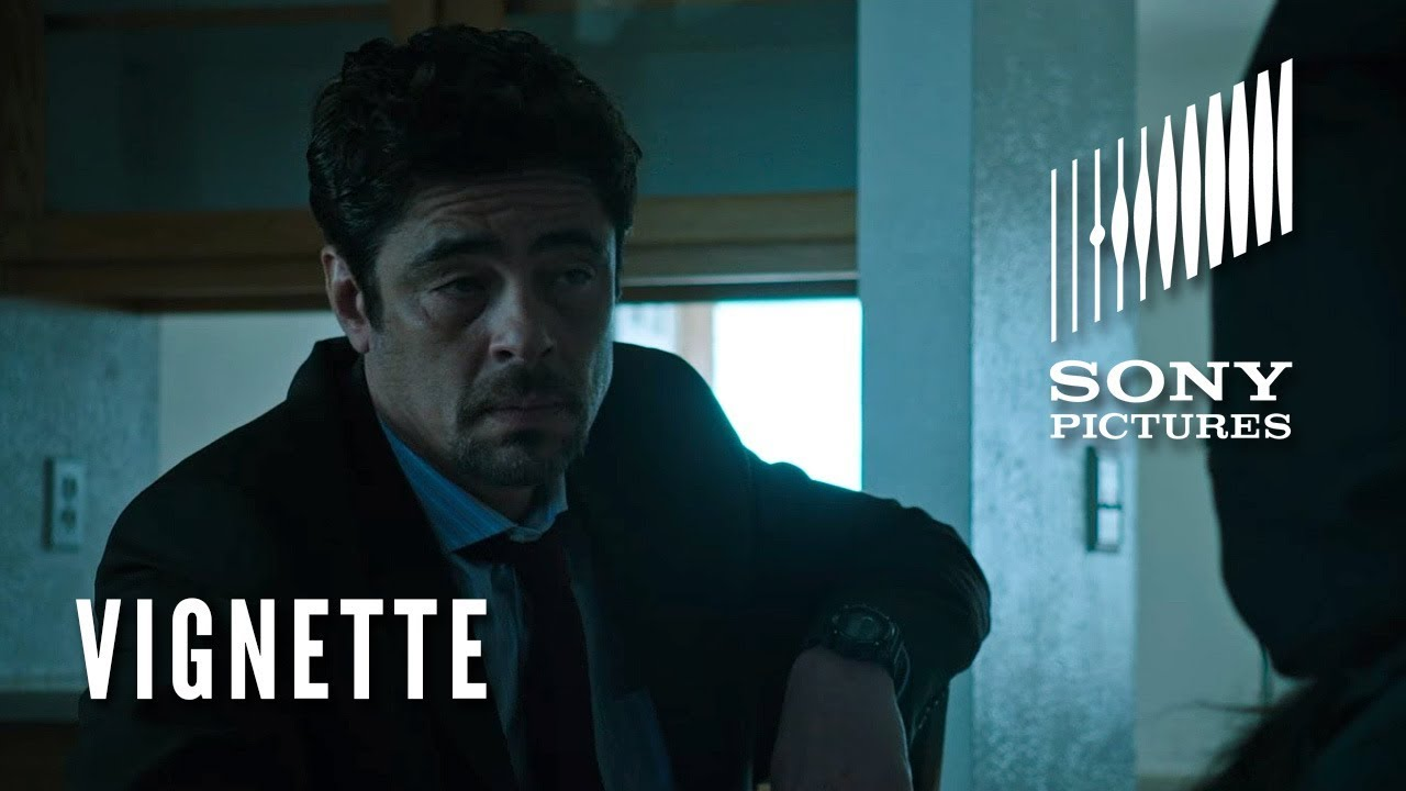SICARIO: DAY OF THE SOLDADO Vignette - The Pawn