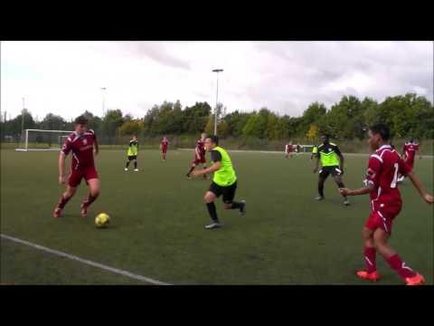Cox Green Academy Vs Chesham Academy  ( Tactic League 2016 )