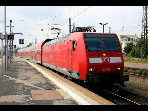 Zugmitfahrt - RE30 DB; Halle (Saale) - Magdeburg [6.7.2017]