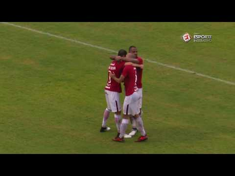 Melhores Momentos - Novo Hamburgo 0 x 3 Internacional - Campeonato Gaúcho 2018 (21/01/2018)