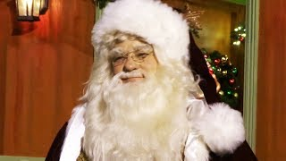Christmas decorations, character meet-and-greets, and Santa's Village at SeaWorld San Diego 2017