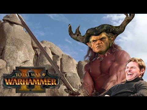 EVIL CACKLING INTENSIFIES | Total War: Warhammer 2 - LIVE STREAM BATTLES
