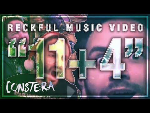 🎵 11+4 (Reckful Music Video) 🎵