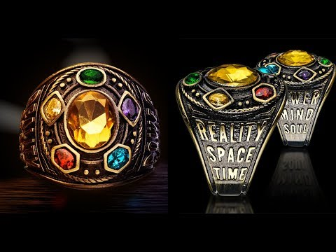 0a53a803cbe88 Infinity Gauntlet Class of Infinite Power Ring