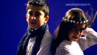Omar Sultanov & Suada Alekberova - Boys & Girls (Azerbaijan) 2012 Junior Eurovision Song Contest(Omar Sultanov & Suada Alekberova will represent Azerbaijan at the 2012 Eurovision Song Contest in Amsterdam, The Netherlands with song 'Boys And Girls'., 2012-10-15T18:31:58.000Z)