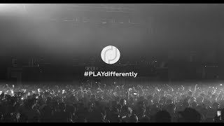 Playdifferently Presents Saturday 21st October, 2017 at FABRIK Madrid