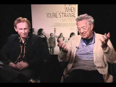 When You're Strange - Exclusive: Robby Krieger and Ray Manzarek Interview