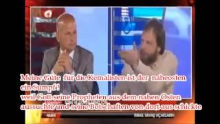 EIN TÜRKE DER DIE WAHREIT SAGT ÜBER ISRAEL UND ATATÜRK