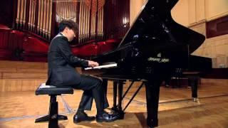 Chi Ho Han – Andante Spianato and Grande Polonaise Brillante in E flat major Op. 22 (second stage)