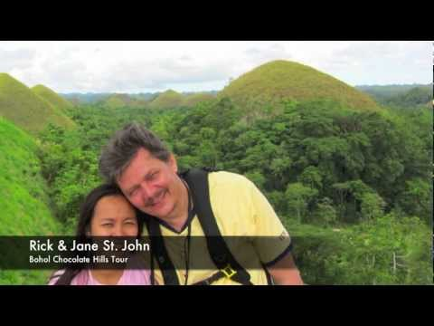 Bohol Chocolate Hills - Bohol Tours - WOW Philippines Travel Agency