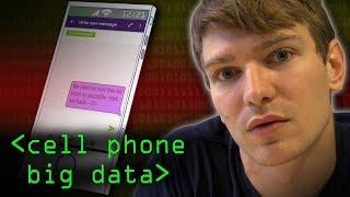Cellphones & Big Data - Computerphile