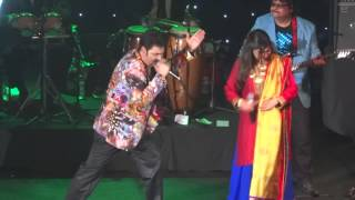 Kumar Sanu & Alka Yagnik LIVE in London 2014 - Part 21 of 23 - Baazigar O Baazigar - BAAZIGAR