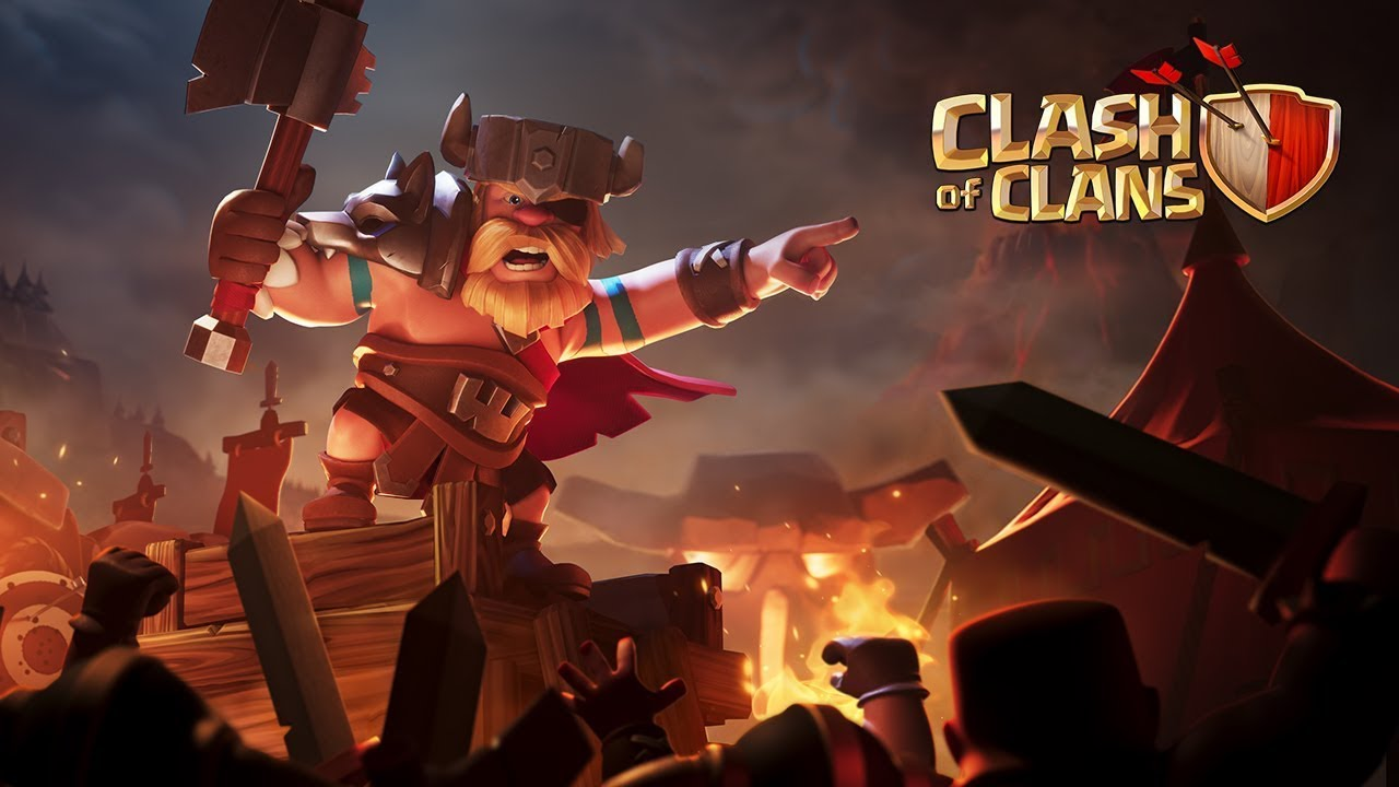 Inferno Town Challenge (Clash of Clans)