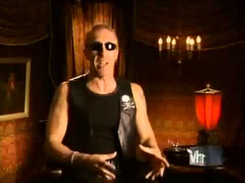 Thanks Tesla, what's metal about that? by Dee Snider